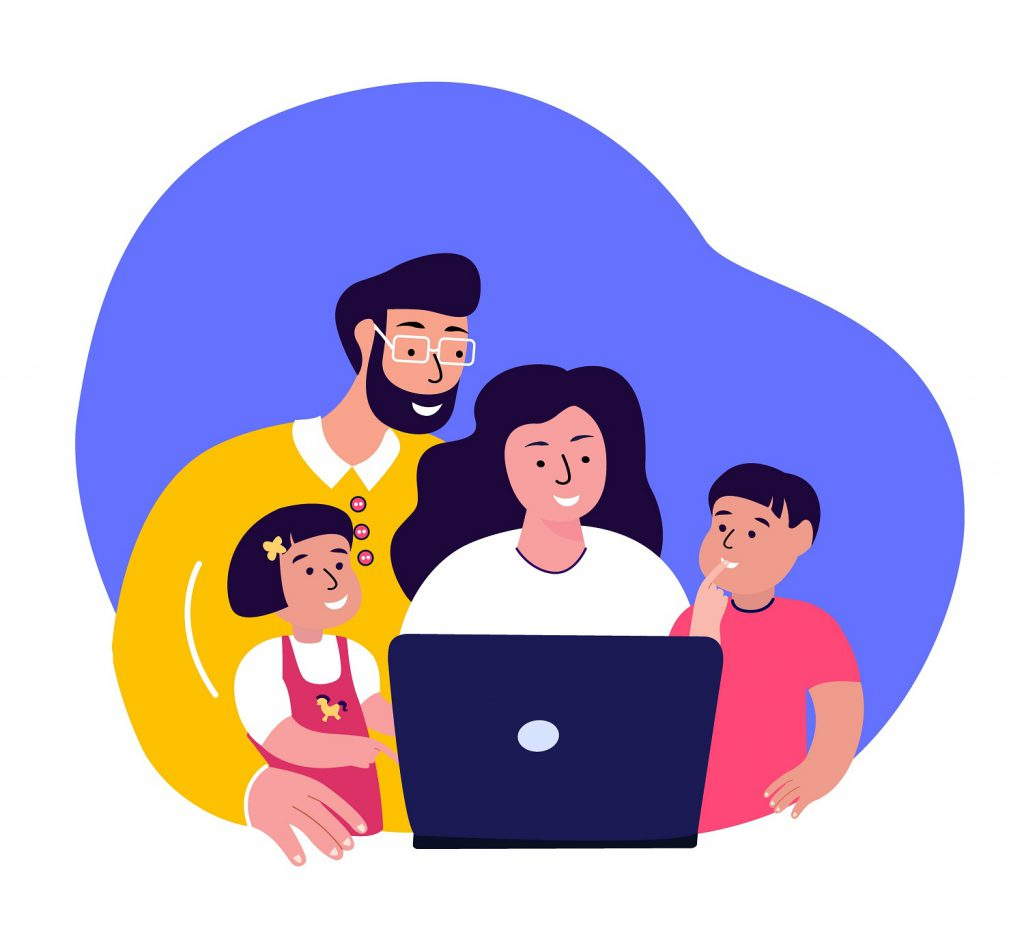 Teach kids about screen time management