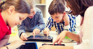 Children's safe and responsible online activities